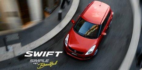 Suzuki Swift   bambu.vn   Scoop.it