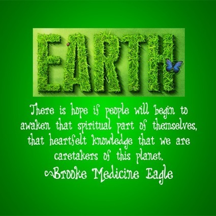 Earth Day Quotes | TheQuotes.Net - Motivational Quotes | Elevator Pitch: Education for Sustainability | Scoop.it