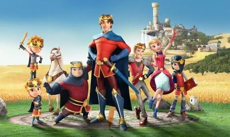 Une stratégie pour cibler les enfants: l'exemple Prince de Lu - Markentive | Communication - Publicité | Scoop.it