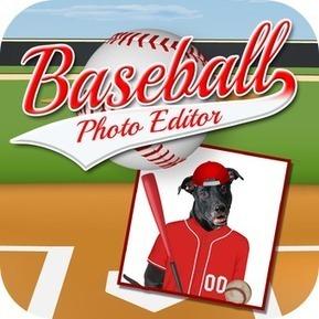 Baseball Dress Up Photo Editor | Photo Editor apps | Scoop.it