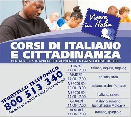 Vivere in Italia | L'italiano per il lavoro e la cittadinanza | Apprendere e Usare la Lingua Italiana con Risorse e Strumenti Web | Scoop.it