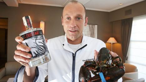 Sterrenchef maakt gin van levende kreeft | Ketchum Brussels Food Practice | Scoop.it