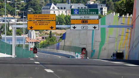 VIDÉO - Ouverture de la rocade L2 à Marseille : retour sur 20 ans de travaux   Infrastructures & Véhicules   Scoop.it