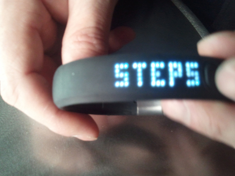 Hands-on With the Nike+ FuelBand [Pics] @adamostrow | App Buzz | Scoop.it