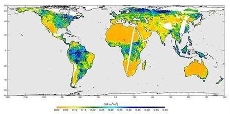 ¿Dónde están las zonas más húmedas y áridas del mundo? | Educacion, ecologia y TIC | Scoop.it