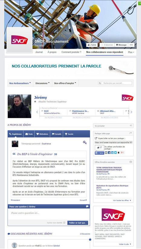 Comment valoriser votre Marque Employeur sur les réseaux sociaux ? | Institut Pellerin - Formation | Ressources humaines 2.0 | Scoop.it