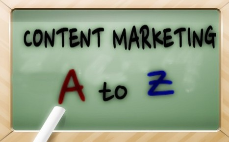 Content Marketing Terms A to Z You Should Know | Marketing Revolution | Scoop.it