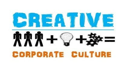 Creative Corporate Culture - Inspiration for innovators, rulebreakers and changemakers | Creativity, innovation and team building. | Scoop.it