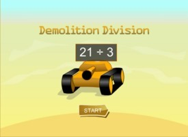 Arcademic Skill Builders - Demolition Division | Multiplication, Division and Fractions (1st 9 weeks) | Scoop.it