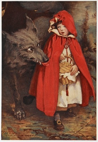 What Wide Origins You Have, Little Red Riding Hood! | National Geographic | Kiosque du monde : A la une | Scoop.it