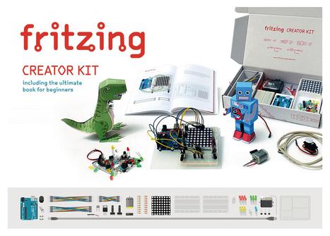 Fritzing creator kit   tecno4   Scoop.it
