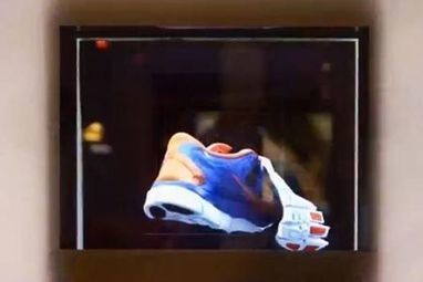 Nike : des hologrammes dans la rue pour une campagne de pub - Génération NT | Nike diagnostic | Scoop.it