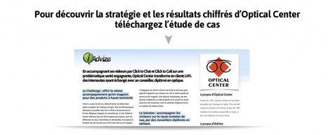 Opticiens en ligne : focus sur la relation client - iAdvize   Relation Client   Scoop.it