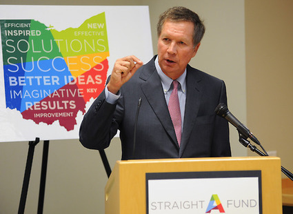 Office of the Ohio Governor • Consider the Straight A Fund launched. From the... | Politics and Policy Ohio | Scoop.it
