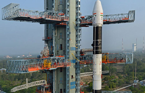 ISRO's GSAT-14 Satellite Aboard Cryogenic GSLV-D5 Rocket launched Successfully - TechGreet.com | Sanjay Kumar Negi | Scoop.it