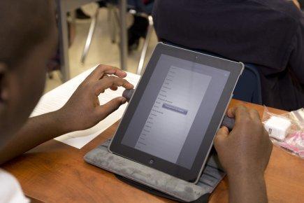 La tablette numériqueentre en classe (Québec) | MotsNumériques | Scoop.it