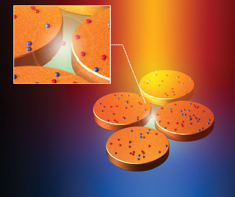 Powerful new sensor identfies molecules containing fewer than 20 atoms | Amazing Science | Scoop.it