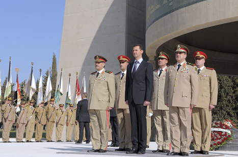 Assad's Alawites: The guardians of the throne | Coveting Freedom | Scoop.it