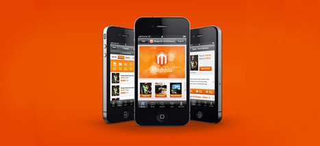 "Magento Mobile Design | Social Networking Location Based"" Dating App 
