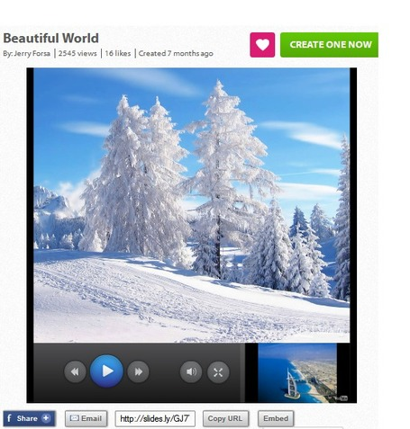 Slide.ly - awesome slideshow maker | lärresurser | Scoop.it
