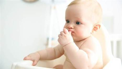 Some baby 'first finger foods' are a choking hazard, study finds | Kickin' Kickers | Scoop.it