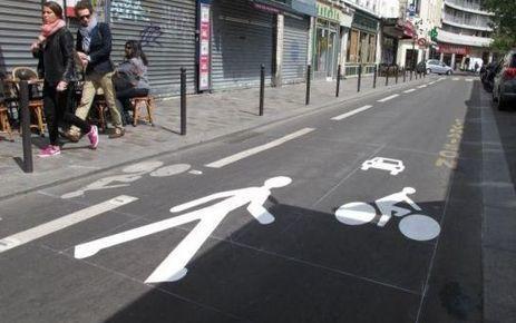 Les voitures au ralenti dans un tiers de Paris | Paris | Scoop.it