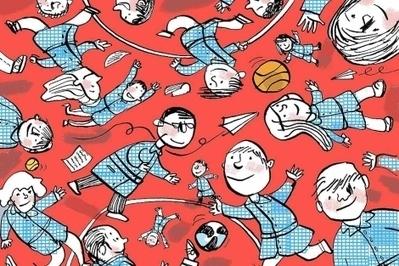 Perderle el miedo a la hiperactividad | Orientación Educativa - Enlaces para mi P.L.E. | Scoop.it