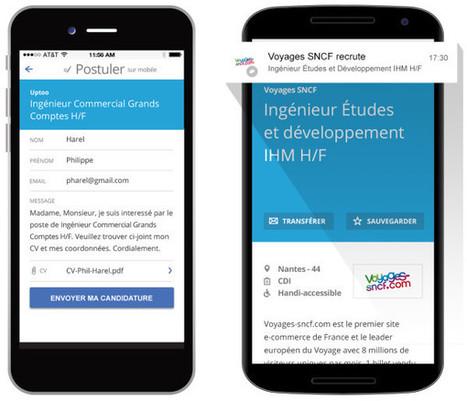 Recrutement : les candidats de plus en plus nombreux à postuler depuis un mobile | Marketing innovations | Scoop.it
