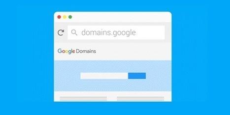 Google présente son nouveau nom de domaine en .Google | Aunis Marais Poitevin et la Presse | Scoop.it