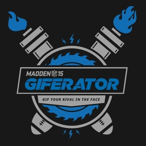 THE MADDEN GIFERATOR | My Brand Friend | Scoop.it