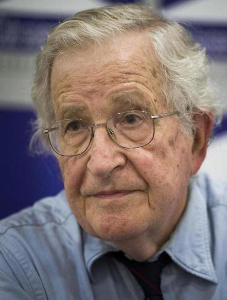Filmmaker Michel Gondry, philosopher Noam Chomsky find common ground - The Boston Globe | Dídac &TIC | Scoop.it