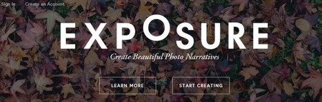 Exposure, tus fotografías convertidas en historias gráficas | Tic, Tac... y un poquito más | Scoop.it