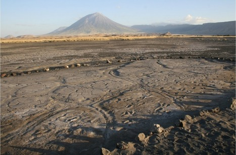 Hundreds of prehistoric human footprints found near African volcano tell unique story ~ZMEScience   Our Earth's Geology, Minerals & Gemstones   Scoop.it