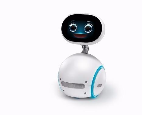Asus Zenbo : un robot assistant pour le foyer   La technologie au collège   Scoop.it