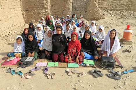 How classrooms look around the world — in 15 amazing photographs | digital divide information | Scoop.it