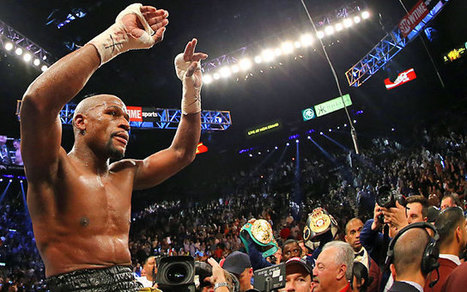 Mayweather-Guerrero: Looking back at Saturday's live blog | popcultissues | Scoop.it