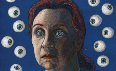 National Museum of Women in the Arts presents first major museum exhibition of Audrey Niffenegger   Feminism & Everything   Scoop.it