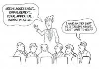 Using cartoons to CommunicateDevelopment | Development studies and int'l cooperation | Scoop.it