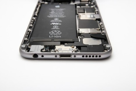 Apple confirms iPhone 6S battery percentage bug | KitGuru | Technological Sparks | Scoop.it