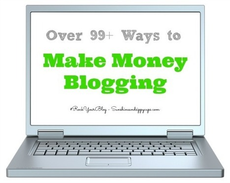 99+ Ways to Find Paid Blogging Opportunities | Parenting | Scoop.it