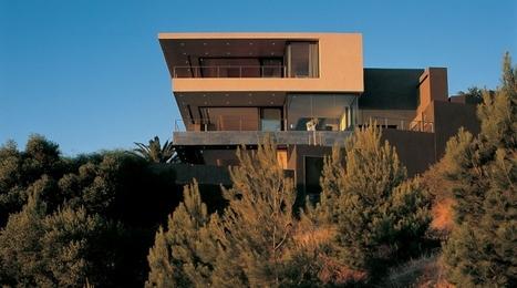 Impressionnante maison sur la falaise - St Leon 10 par SAOTA and Antoni Associates - Cape Town - Afrique du Sud   Construire Tendance   Scoop.it