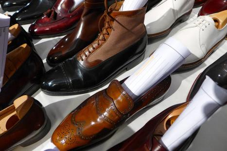 Les souliers sur-mesure de John Lobb - Brieuc75   Style Masculin   Scoop.it