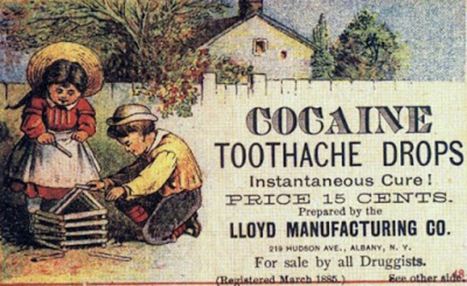 6 of the Craziest Vintage Ads That Would Be Banned Today | Social Media | Scoop.it