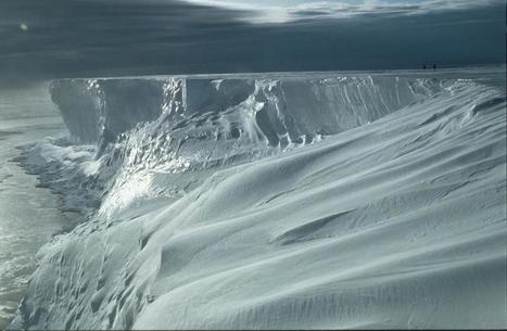 News Story - New research shows volume loss from Antarctic ice shelves is accelerating - British Antarctic Survey | Oceans and Wildlife | Scoop.it