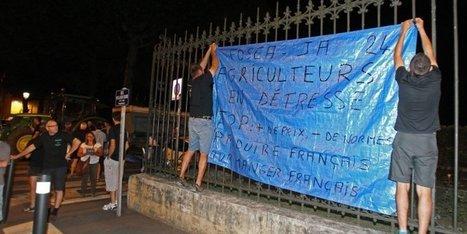 Une cinquantaine d'agriculteurs de Dordogne manifestent ce jeudi à Paris | Agriculture en Dordogne | Scoop.it