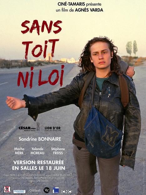 Sans toit ni loi - la critique d'À voir à lire | Lycéens au cinéma | Scoop.it