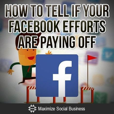 How to Tell if Your Facebook Efforts are Paying Off | Links sobre Marketing, SEO y Social Media | Scoop.it