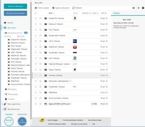 Documents numériques : et si vous dématérialisiez votre paperasse ? | Ma veille et mes outils | Scoop.it