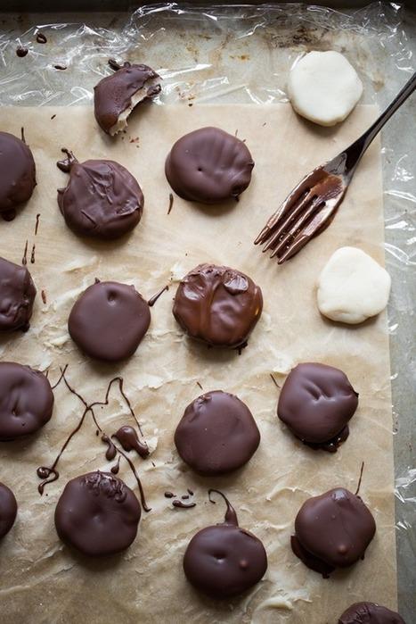 Creamy Dreamy Peppermint Patties (Vegan + GF) — Oh She Glows | My Vegan recipes | Scoop.it