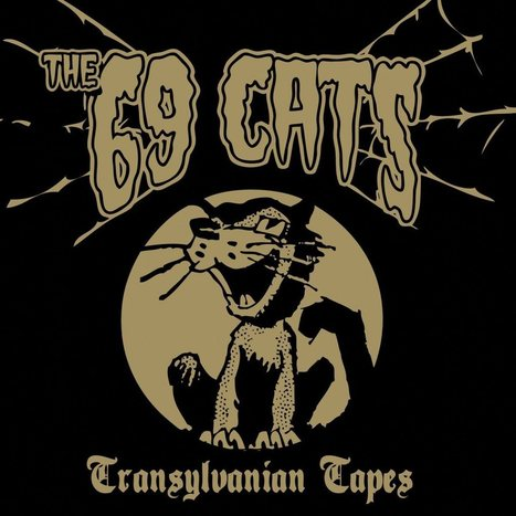 """Transylvanian Tapes"" By The 69 Cats: The Perfect Witches Brew 
